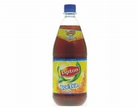 Lipton ice tea fles 1,00 ltr